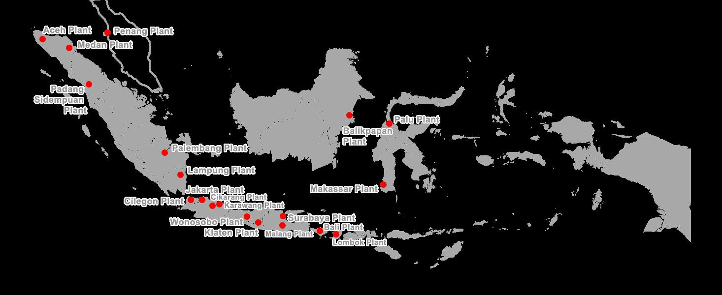 indonesia plant