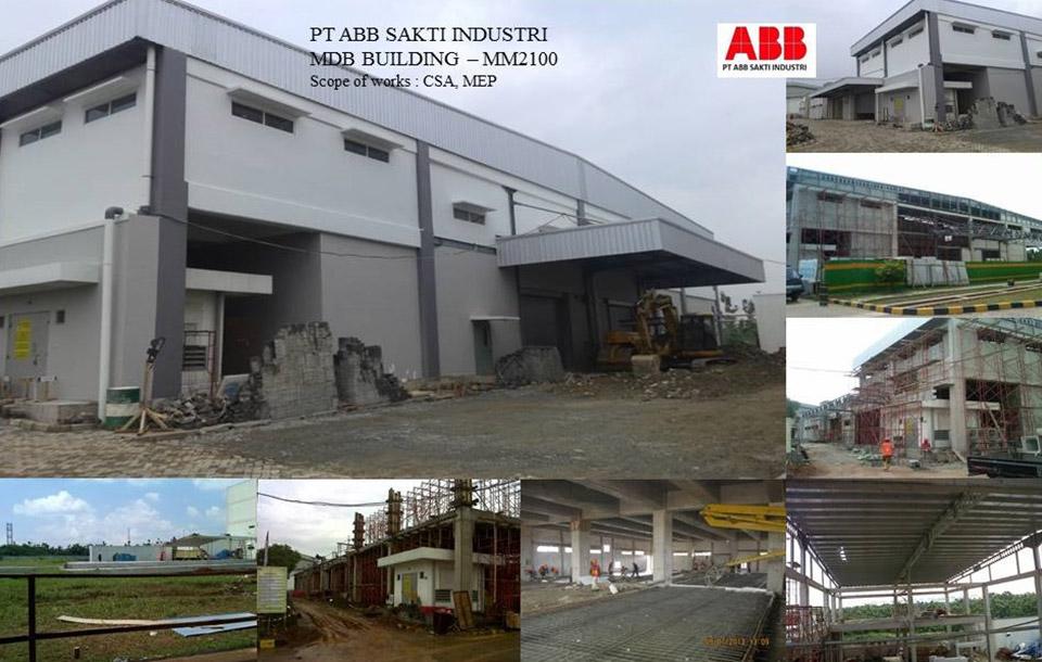 PT ABB SAKTI INDUSTRI - MDB BUILDING