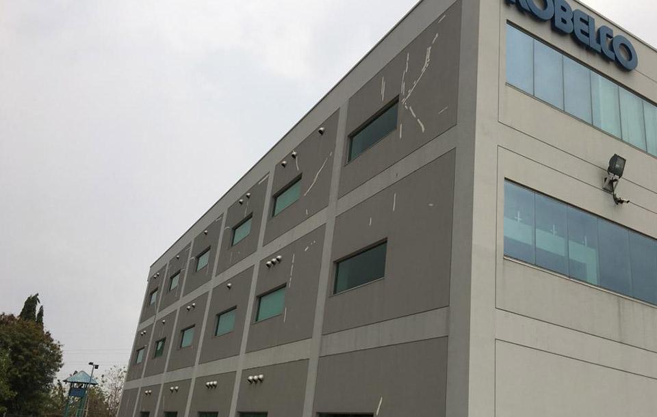 PT KOBELCO - NEW BUILDING