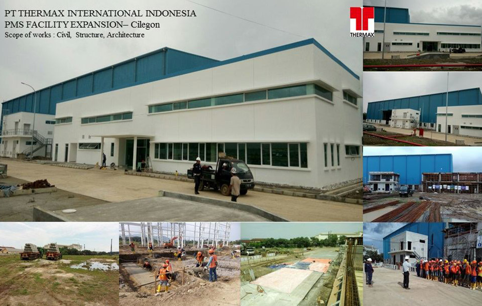 pt thermax international